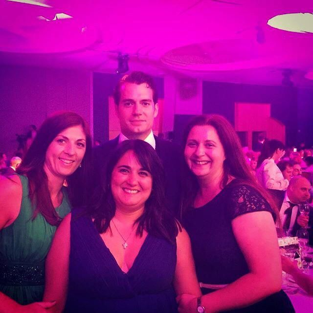 """I am in love with Henry Cavill #iofawards #Superman"" via Spacey1805 http://bit.ly/1S3nHjf  #London #Charity"