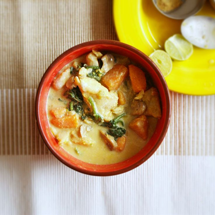 Basa Fish and Sweet Potato Curry Recipe on Food52 recipe on Food52