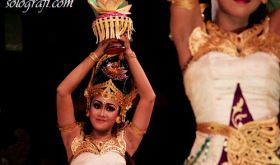 Solo Indonesia Dancer