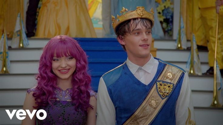 "You and Me (From ""Descendants 2"") - YouTube"
