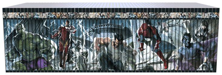 Salvat, A coleção oficial de graphic novels da Marvel : Colecção