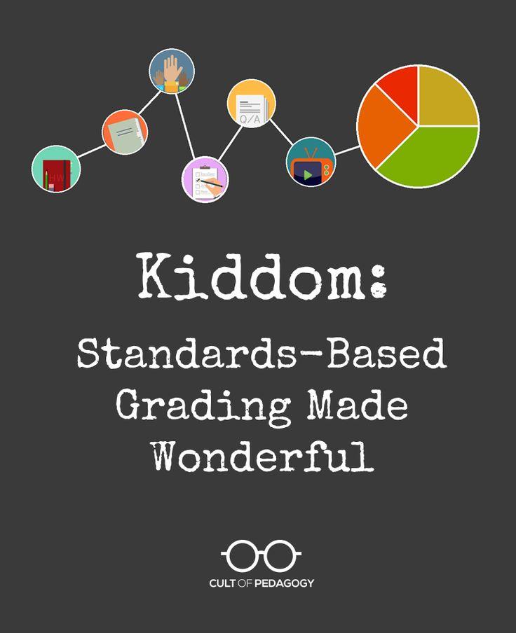 Kiddom: Standards-Based Grading Made Wonderful | Cult of Pedagogy