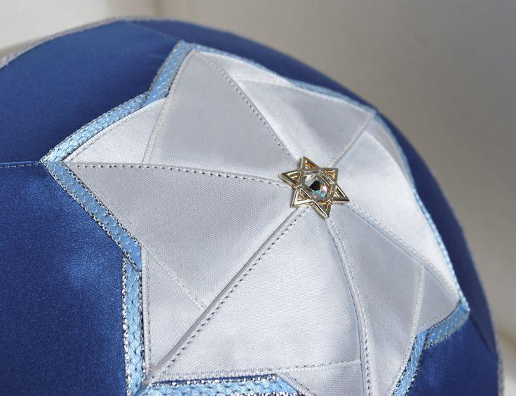 7 best Wedding Kippot images on Pinterest