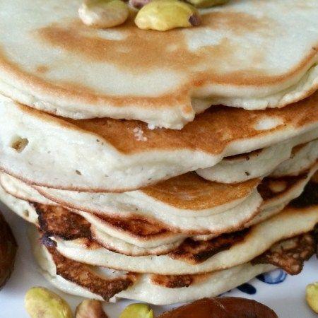 Recept: pannenkoeken van kokosmeel