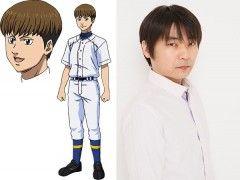 Akira Ishida Latest To Join 'Ace of the Diamond' Anime Cast   The Fandom Post