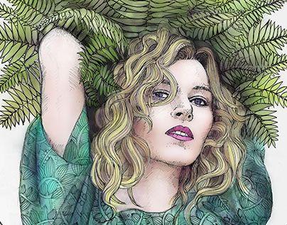 """Check out new work on my @Behance portfolio: """"Mela Koteluk"""" http://be.net/gallery/40381681/Mela-Koteluk"""