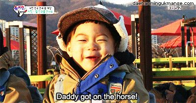 Daehan and Manse | The Return of Superman