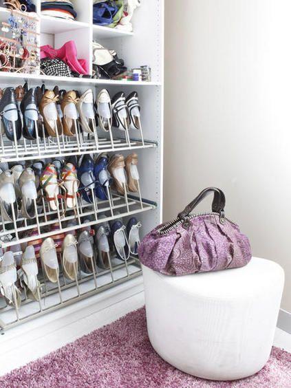 27 best organizador de zapatos images on pinterest - Organizador de zapatos ...