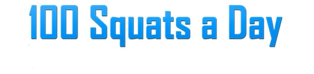 100 Squats a Day - minimalistic approach to fitness.  Trying this in 2014!