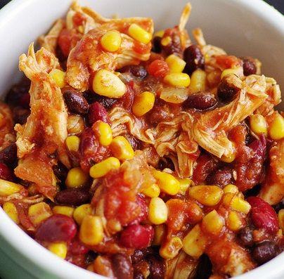 Super Delicious, Simple (and Healthy!) Chicken Chili