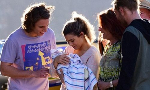 Is Home And Away's Billie Ashford going to name her baby...