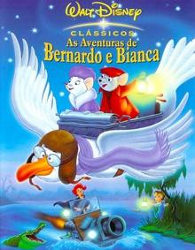 As aventuras de Bernardo e Bianca - Em missão secreta (The rescuers)