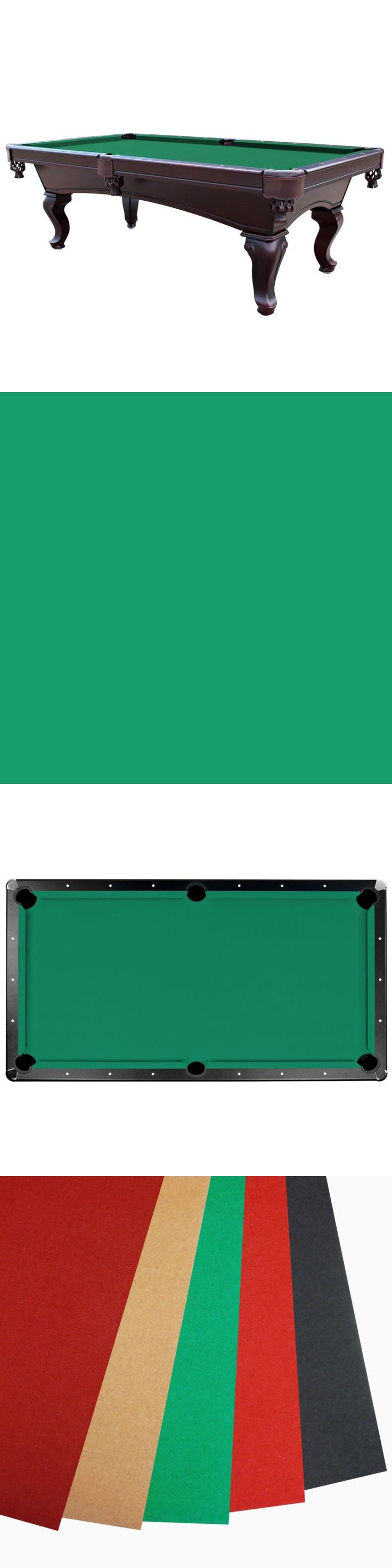 Tables 21213: New Championship Saturn Ii Billiards Cloth Pool Table Felt Green 7 Feet -> BUY IT NOW ONLY: $99.85 on eBay!