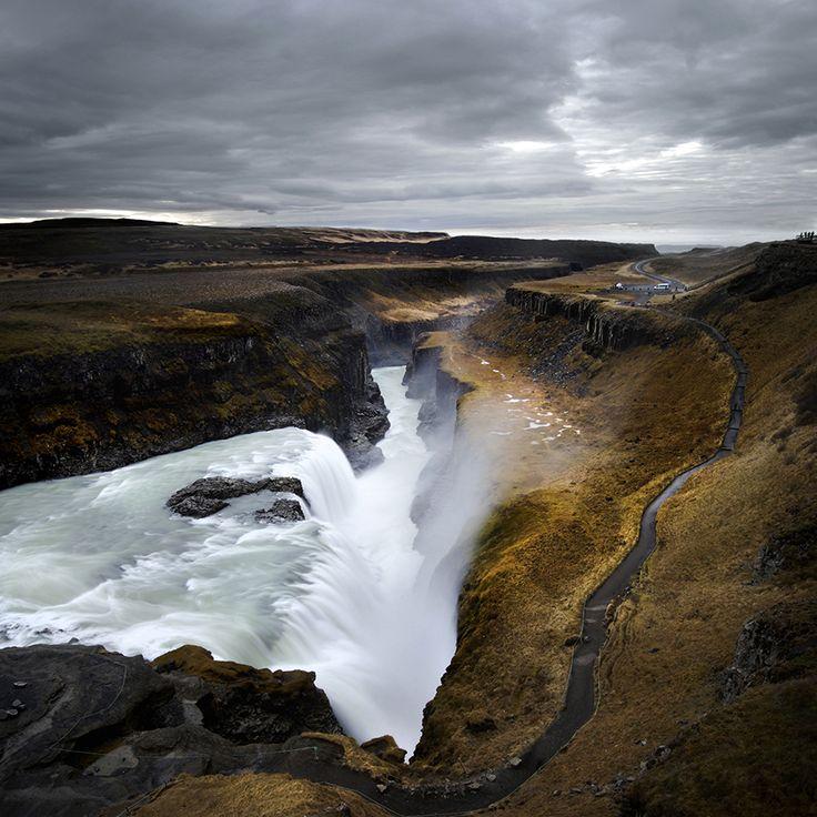 Ísland by Akos Major
