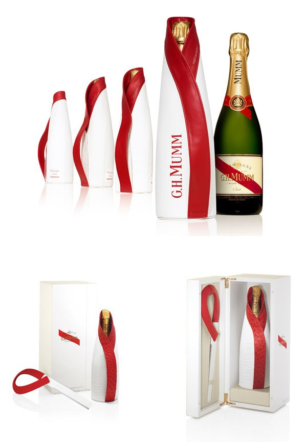 Cordon rouge champagne