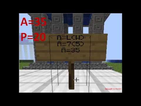 Educade | Lesson Plans | MINECRAFT MATH: ORDER OF OPERATIONS