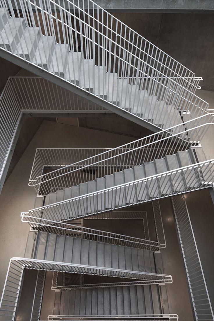 tham videgard arkitekter - vastra kajen housing jonkoping sweden