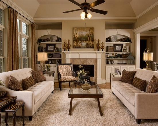 Traditional Living Room Design Pictures Remodel Decor And Ideas