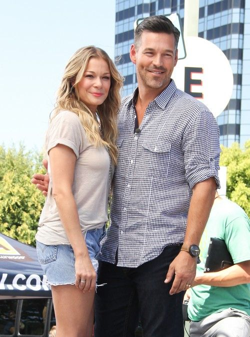 LeAnn Rimes and Eddie Cibrian Lied About Their Home On Reality Show