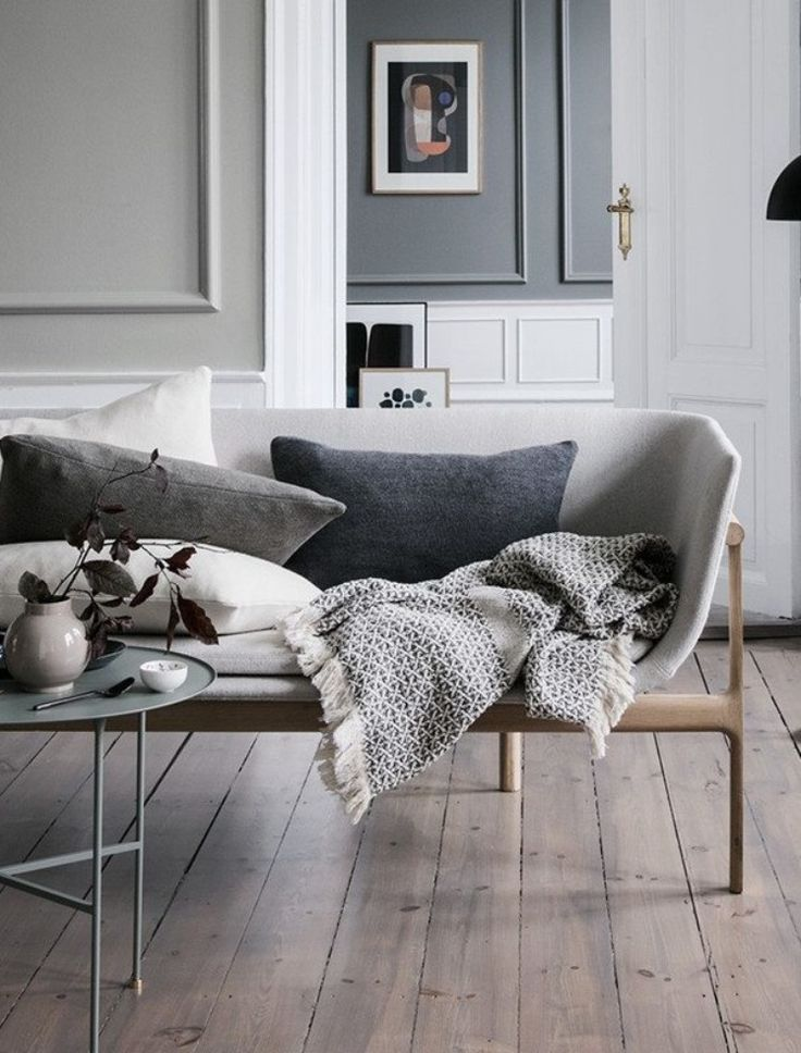65 Great Modern Interior Design Ideas To Make Your Living Room Look Beautiful Hoomdesign 6: Living Room Grey, Living Room Interior, Room Interior