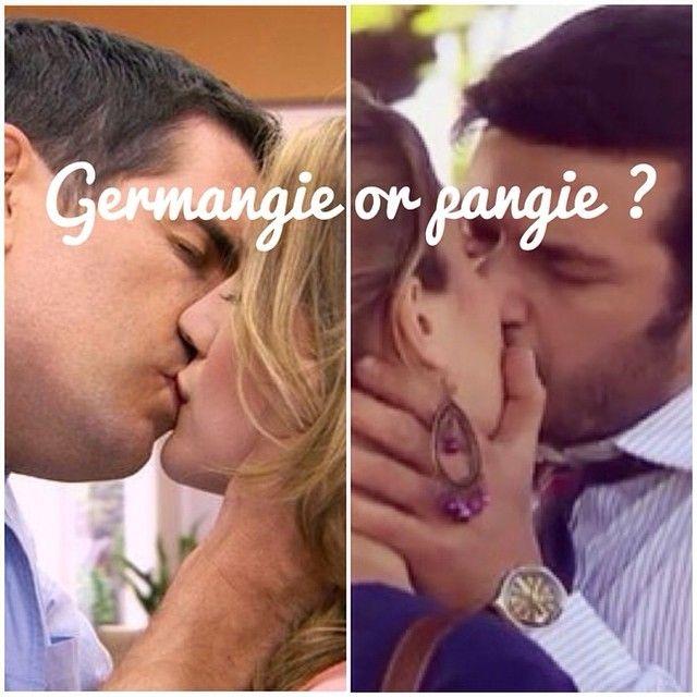 #Violetta3 Germangie or Pangie?