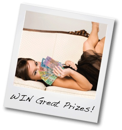 Love being pampered?  Live in Melbourne?  Want to WIN some great giveaways?  You're in the right place!