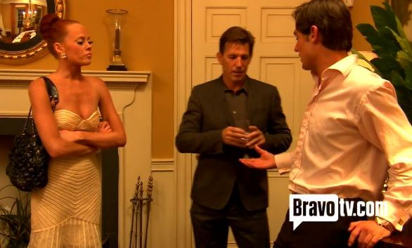 Southern Charm Recap: Dropping Knowledge And Bombs
