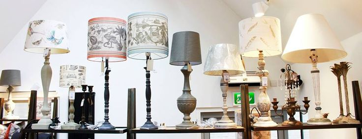Beautiful... in all shapes and sizes! Shop our range of unique lamps, lampshades and lighting online at: www.waringsathome.co.uk