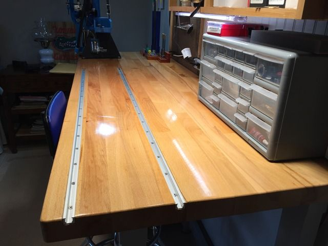 Reloading Bench Kitchen Cabinets