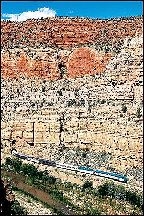 America's Most Scenic Train Rides | Travel Deals, Travel Tips, Travel Advice, Vacation Ideas | Budget Travel