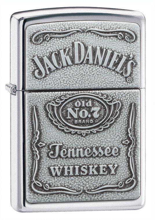 Jack Daniels Zippo Lighter Personalized