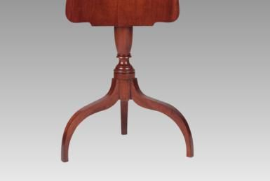 How to Identify a Spider Leg on Antique Furniture: Spider Legs Example