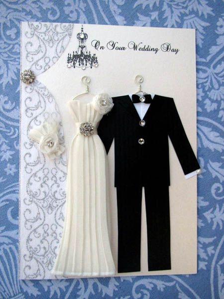 Для, скрапбукинг открытка на свадьбу с женихом и невестой