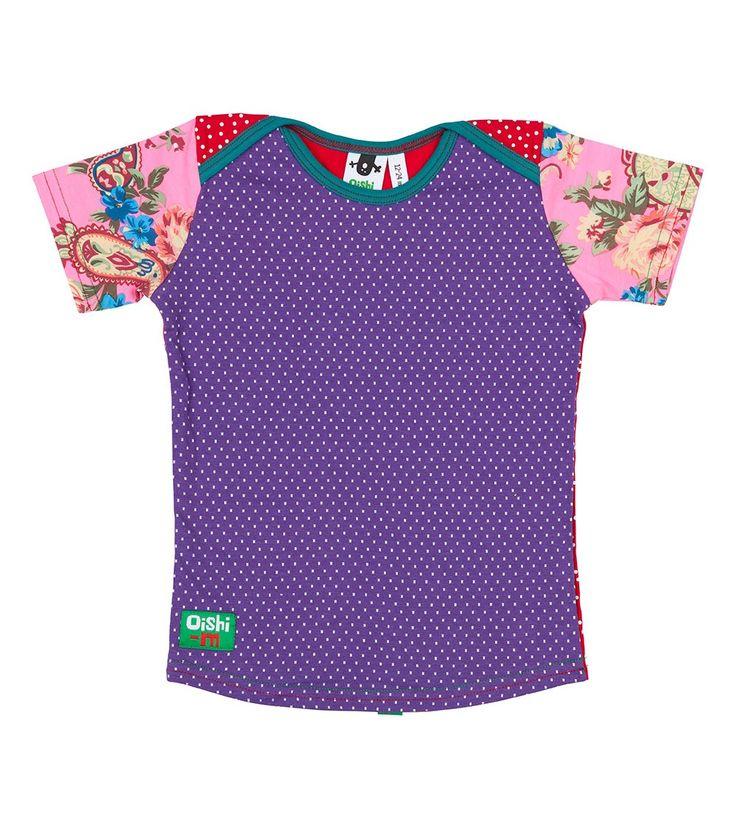 Party Treats S/S T Shirt, 3-4 www.oishi-m.com