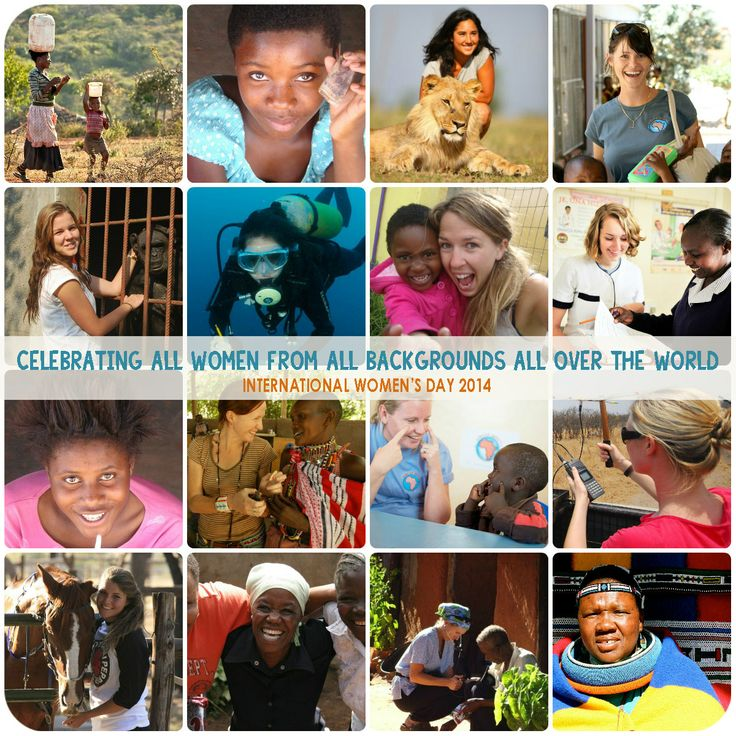 Happy International Women's Day! #IWD2014