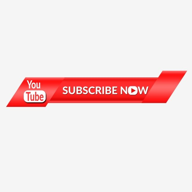Youtube Subscribe Icon Origami Button Subscribe Youtube