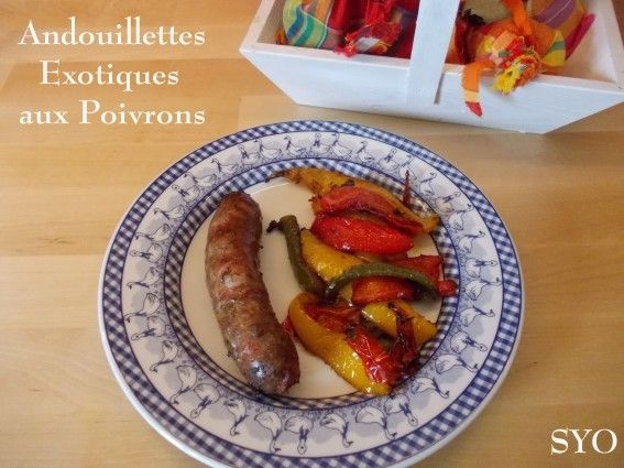 343 best recettes images on pinterest smoked sausages - Cuisiner les andouillettes ...