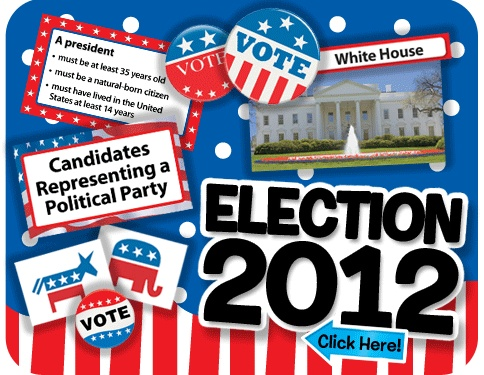 Creative Teaching Press helps you stock up for Election 2012!
