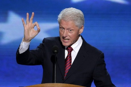 Bill Clinton's long game  Bill Clinton's speech will surely help Obama in 2012 -- and his wife in 2016