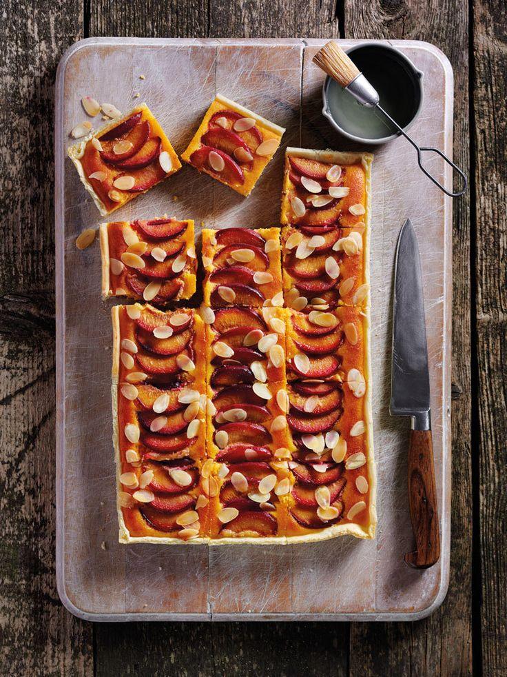 Simple Dessert Ideas For Dinner Party Part - 50: Carob, Plum And Almond Slice. Party DessertsDessert RecipesEasy DinnersSweet  ...
