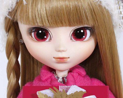 Коллекционная кукла Pullip Рхе