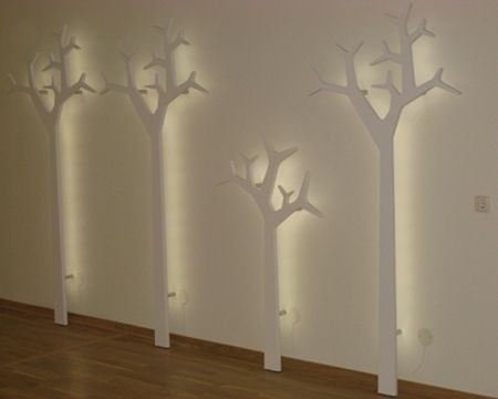 coat hanger and wall by hong kong based designers katrin olina ice and michael young uk at swedese