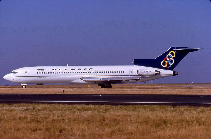Olympic Airways B 727-230 [ZS-NZV]