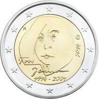 Erikoiseurot Suomi 2 €