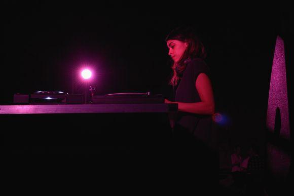 Silvie Loto @Eleva Festival 2014, Reggio Emilia