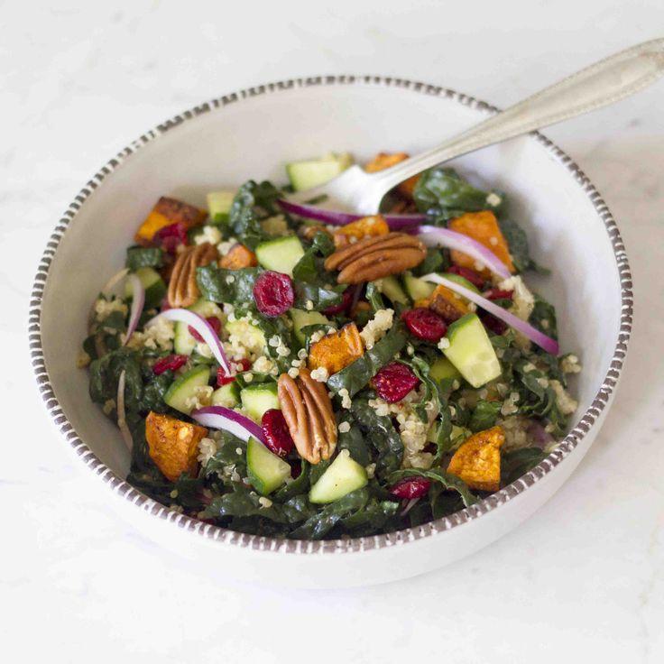 quinoa and kale Salad |