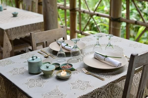 You could never imagine finding a fancy restaurant situated right in the middle of a rainforest surrounded by giant bamboos on the slopes of Mount Batukaru near Jatiluwih Tabanan Bali.  Come and enjoy your lunch at our exclusive Bamboo Forest Restaurant by WHM open daily from 11.00 until 16.00  Call us for more information at 62-361-484085  #bambooforestrestaurant #wakahotelsandresorts #jatiluwih #rainforest #restaurant #bali #balirestaurant #tastyfood #deliciousbali #deliciousfood…