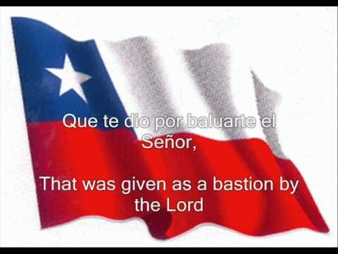 Himno Nacional de Chile - Chile National Anthem #chile #nationalanthem