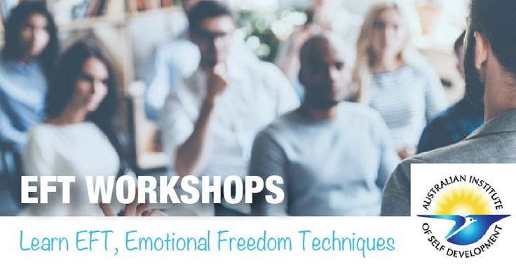 Experience the short cut version of EFT and enjoy rapid results on a wide range of issues including relationships, eliminating stress, money issues, self sabotage, health and pain relief. #eftworkshop #efttraining #eftcourses