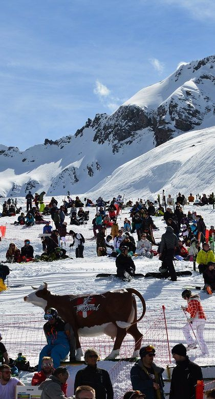Festival in de Franse Alpen: Rock the Pistes in les Portes du Soleil - Passie voor Frankrijk